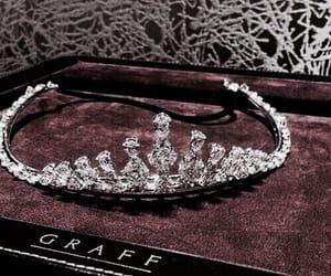 crown, diamond, and theme image