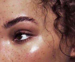 eyebrows, on fleek, and girls image