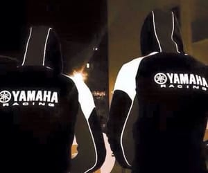 thug, YAMAHA, and capuche image