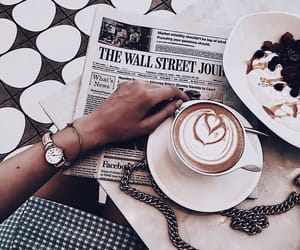 coffee, accessories, and aesthetic image