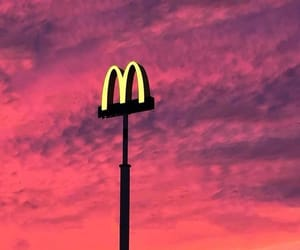 aesthetic, burger, and fast food image