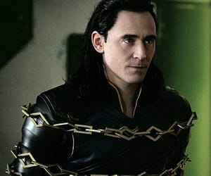 Marvel, loki, and tom hiddleston image