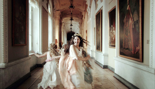 Russian Ark, girl, and art image