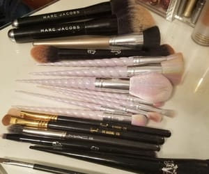 beauty, marc jacobs, and brush collection image