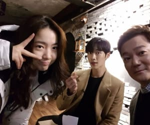 my loves, the best otp, and ryu hwayoung image