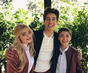 disney, meg donnelly, and milo manheim image