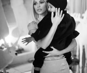christmas, mommy, and kim kardashian image