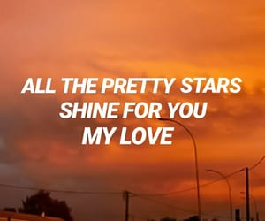 aesthetic, stars, and lana del rey image