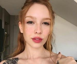 alt girl, alternative, and ginger image