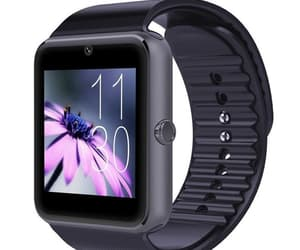 phone, phonechargers, and smartwatch image