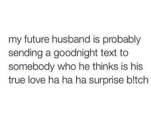 husband, lol, and funny image