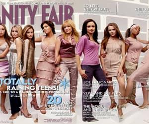 amanda bynes, Hilary Duff, and lindsay lohan image