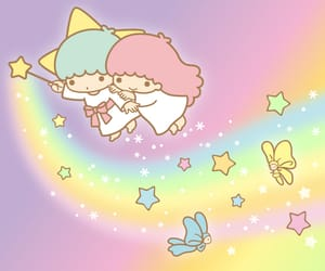 sanrio and little twin stars image