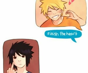 couple, messages, and naruto image