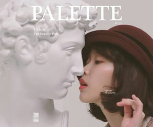 kpop, palette, and iu image