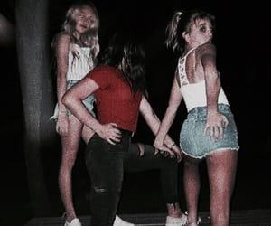 girls, sadie sink, and finn wolfhard image