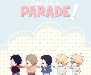 anime and gakuen babysitters image
