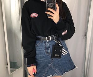 kfashion, aesthetic, and clothes image