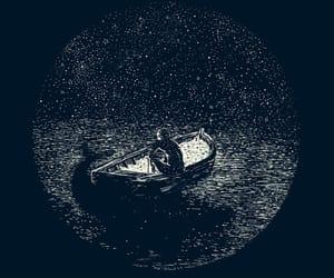 ballena, black, and agua image