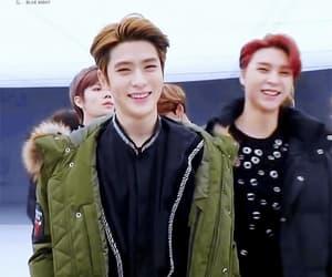 gif, smile, and korean image