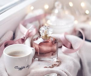 coffee and perfume image