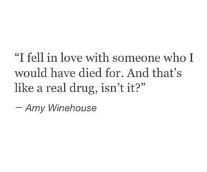 drugs, quotes, and sad image