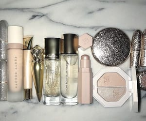 luxury, makeup, and chic image