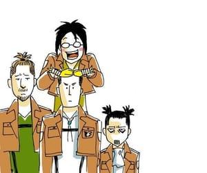 shingeki no kyojin, anime, and snk image