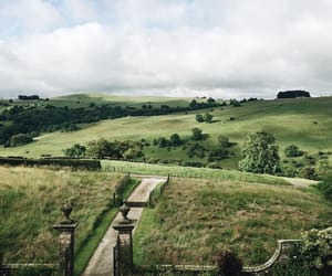 countryside and green image