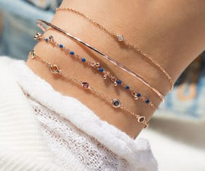 bijoux, Braclets, and doré image