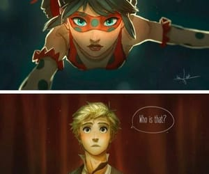 Adrien, ladrien, and Chat Noir image