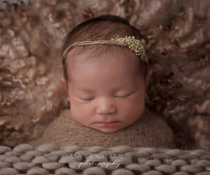 baby, losangeles, and newborn image