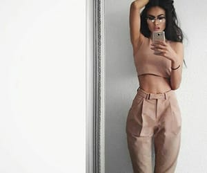 clothes, girl, and goals image