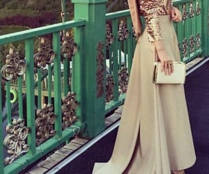 fashion, hijab, and Valentino image