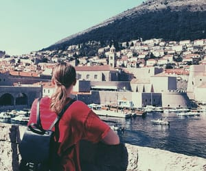 backpack, beautiful, and city image