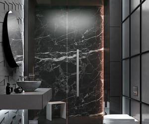 bathroom, elegance, and luxury image