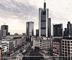 architecture, frankfurt, and germany image