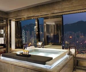 luxury and bathroom image