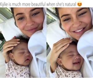 baby, natural, and no make-up image