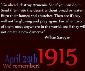 armenian and armenian genocide image