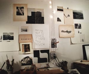 room, art, and tumblr image