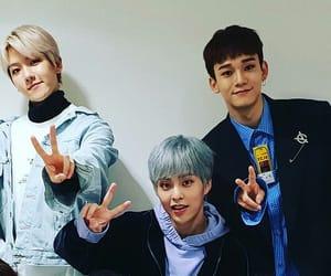 Chen, kim jongdae, and cbx image