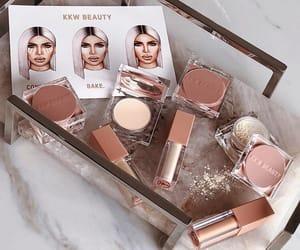 beauty, kim kardashian, and kkw beauty image