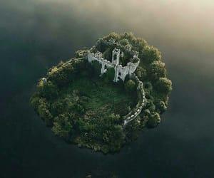 castle, ireland, and Island image