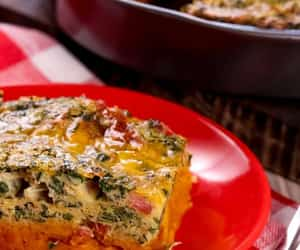 breakfast, recipes, and dinner image