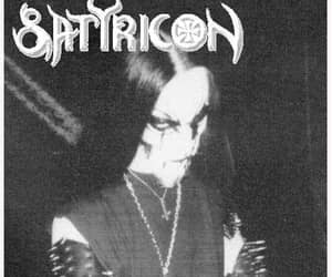 Black Metal, norway, and satyricon image