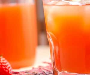 drinks, recipes, and vegetarian image