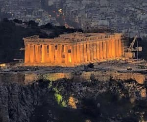 Greece, parthenon, and i'm greek image