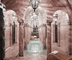 pink, luxury, and rose gold image