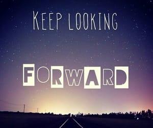 hoping, moving, and forward image